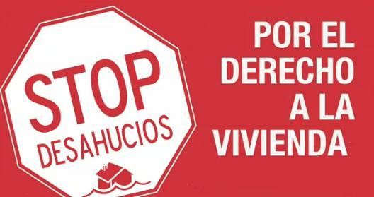 Aprobada moción Stop Desahucios