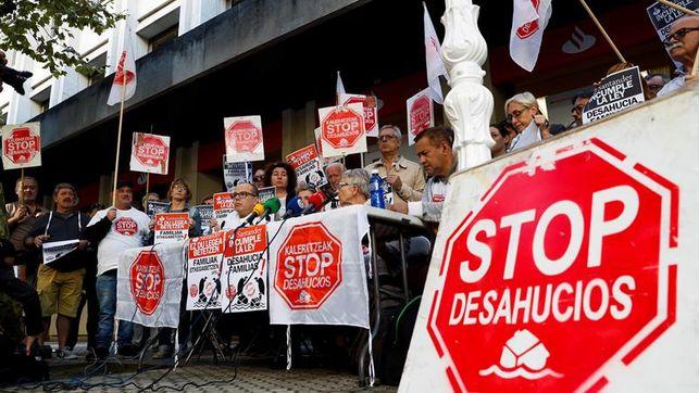 Madrid, la comunidad con más desahucios por impago de alquiler