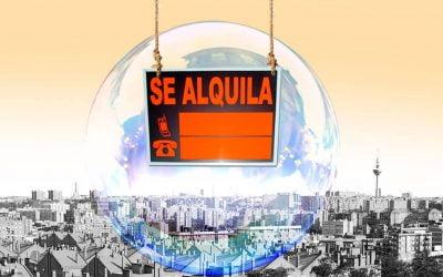 La burbuja del alquiler en España