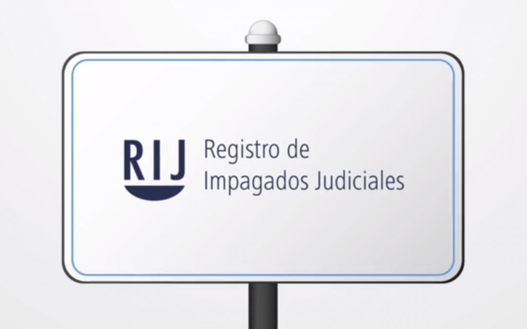 Conozca el nuevo Registro de Impagados Judiciales